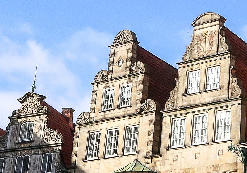 Flämischer Baustil in Bremen