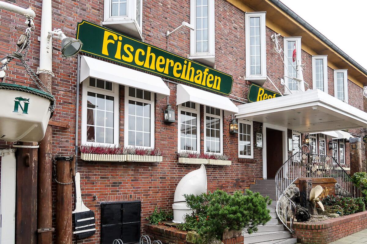 Fischrestaurant Natusch in Bremerhaven