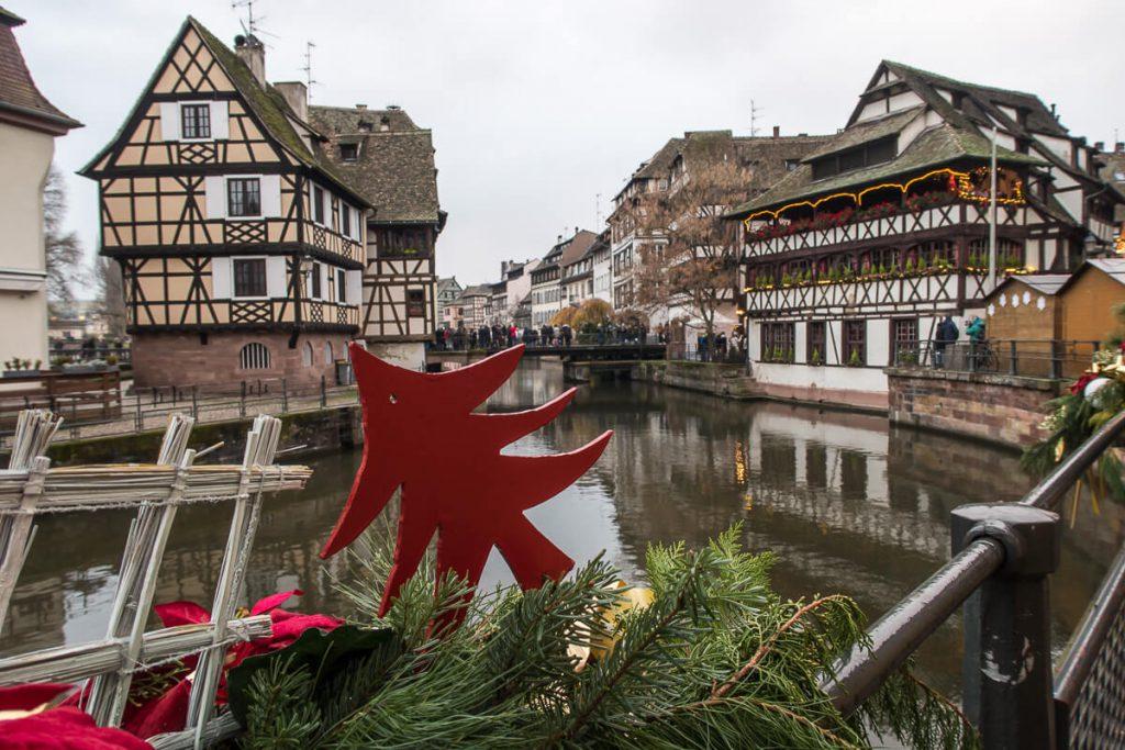 Weihnachtshauptstadt Straßburg: Genießen auf dem Marché de Noël