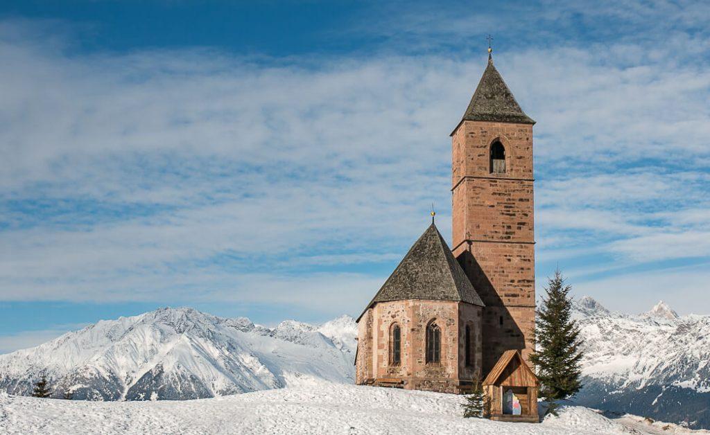 Winterurlaub: Slow Down in Hafling im Meraner Land