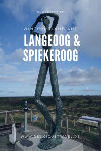 Nordsee Winterurlaub Langeoog und Spiekeroog