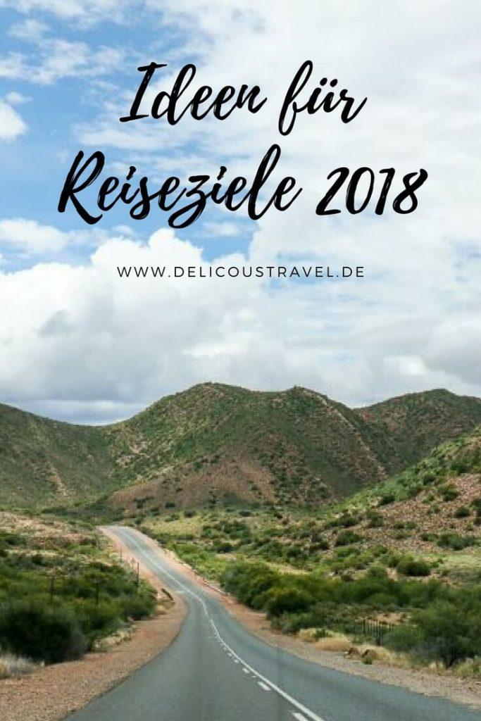 Außergewöhnlich schöne Reiseziele für 2018 #reiseziele #reiseinspiration #urlaubsziele