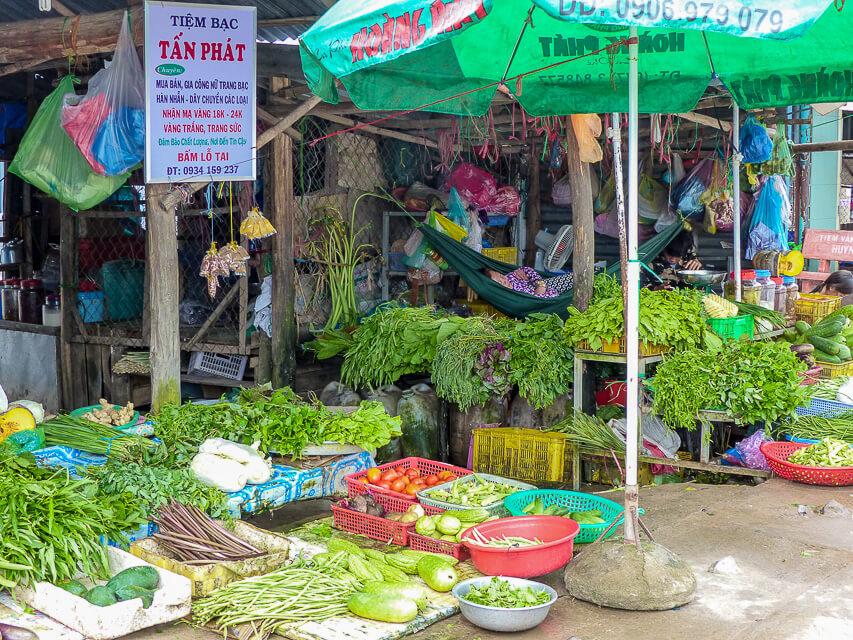 Marktreiben auf Phu Quoc
