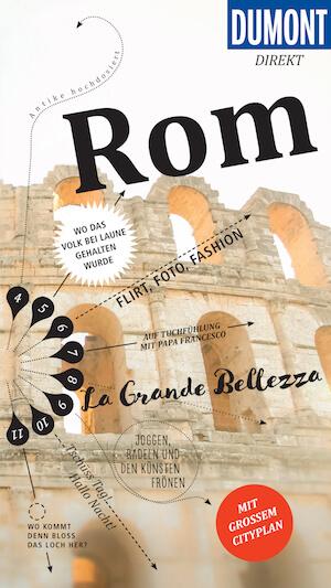 Reiseführer Rom direkt Dumont