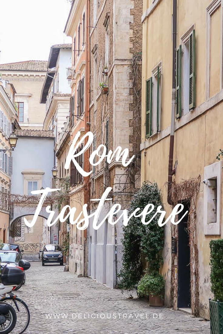 Rom kulinarisch: Trastevere hat kulinarisch für alle etwas zu bieten #Rom #Foodtour #trastevere