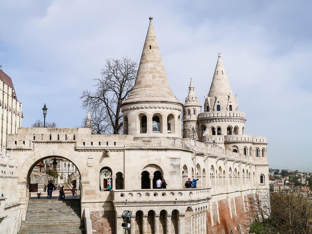 Fischerbastei in Budapest