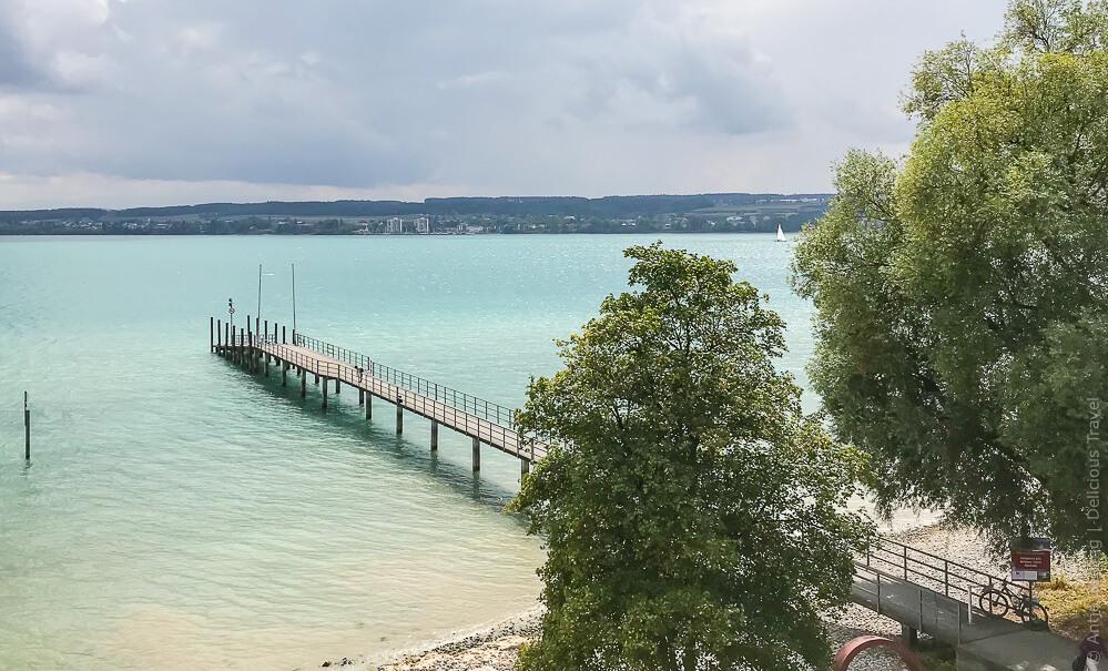 Hörnle-Ufer in Konstanz Bodensee