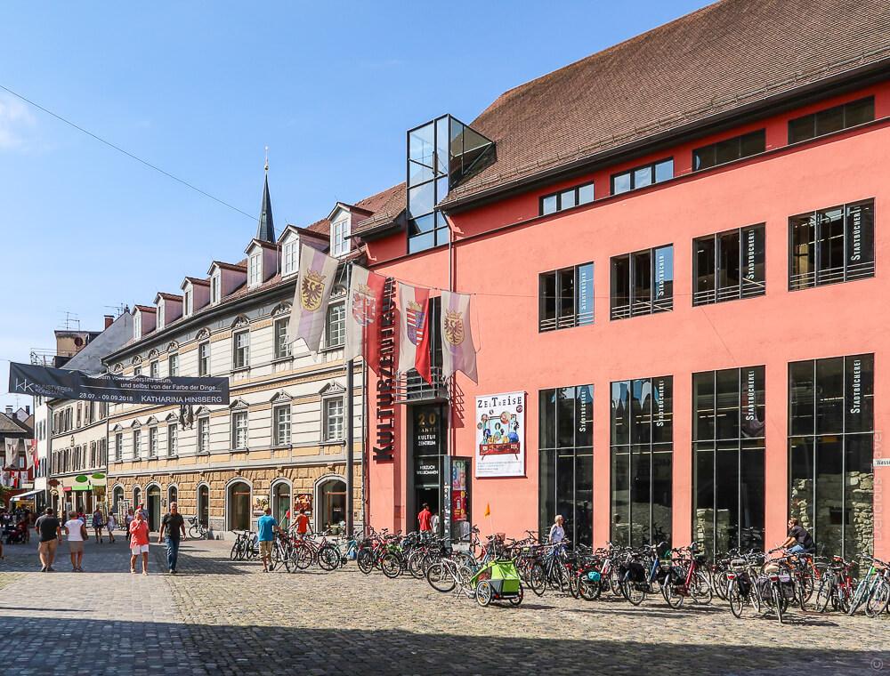 Stadtbibliothek am Münster