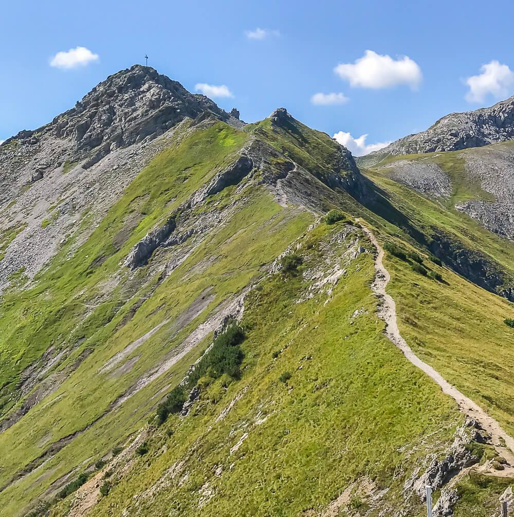 Fürstin-Gina-Weg, Liechtenstein