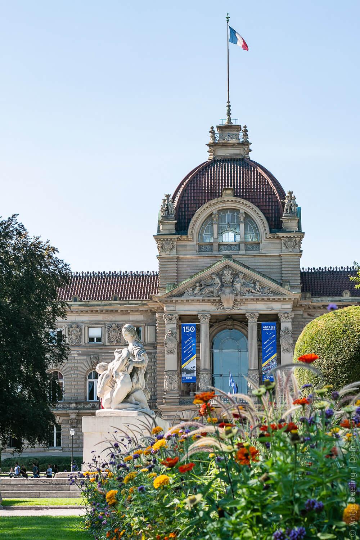 Place de la Republique in der Neustadt