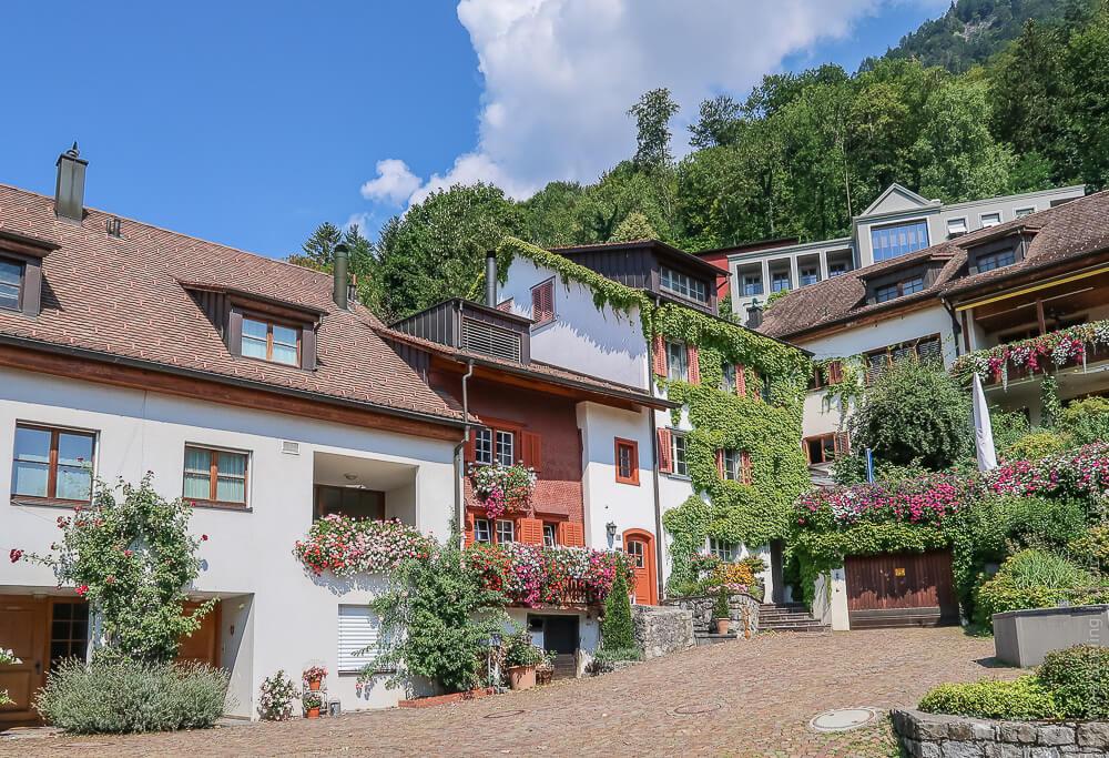 Mitteldorf in Vaduz