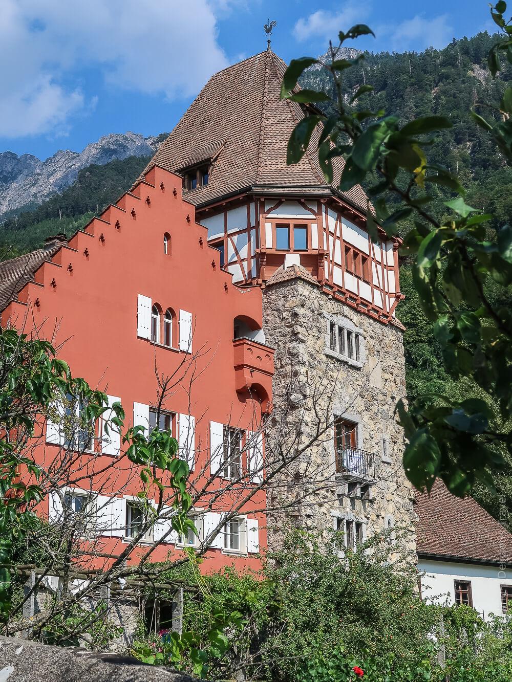 Rotes Haus, Vaduz