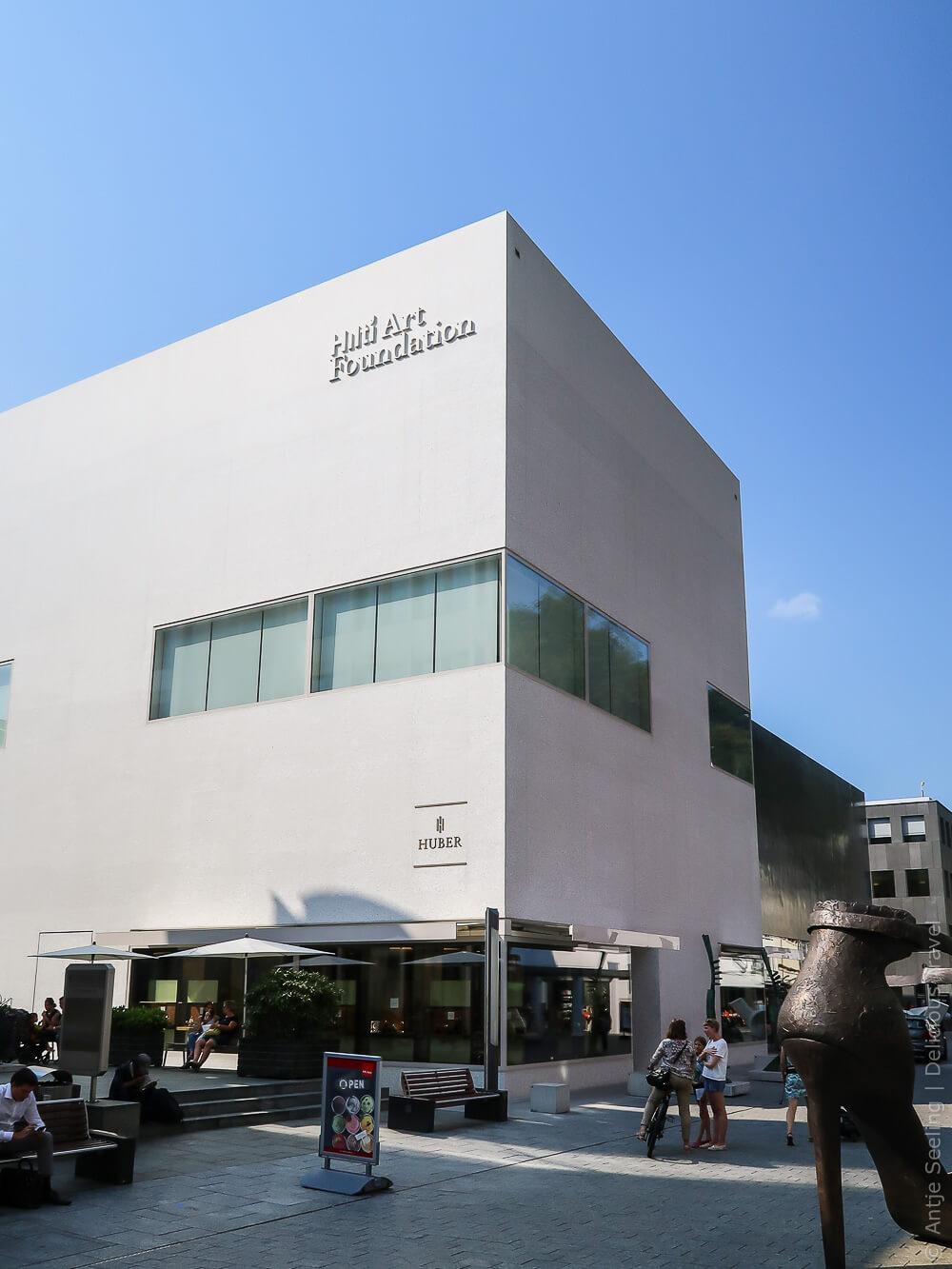 Kunstmuseum in Vaduz