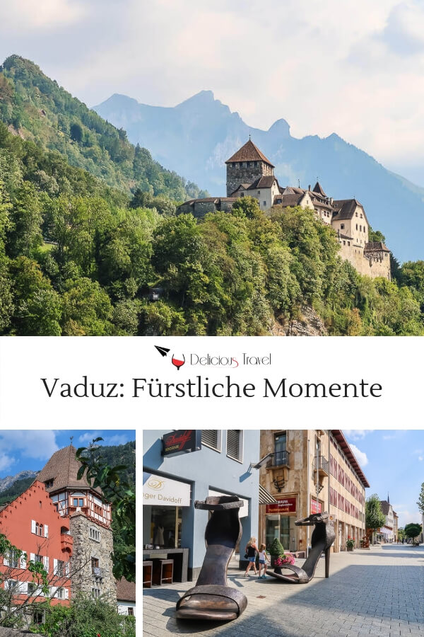 Klein, aber fein: Vaduz, die Hauptstadt des Zwergstaates Liechtenstein hat einiges zu bieten: Kultur, Kulinarik und die Berge sind auch nicht weit. Ideal also für einen Kurztrip zwischendurch. #Vaduz #Liechtenstein #Reisetipps