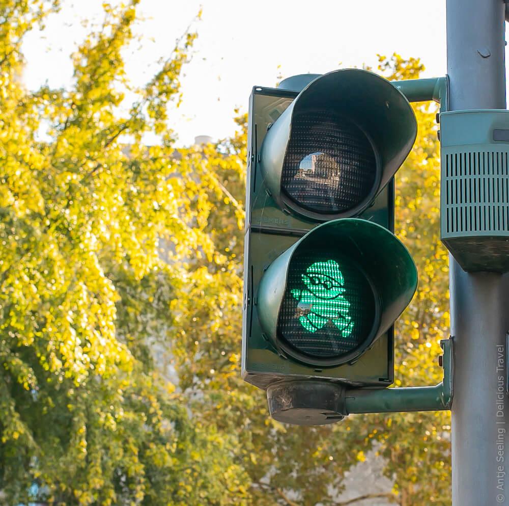 Die Mainzelmännchen sind in Mainz wirklich überall