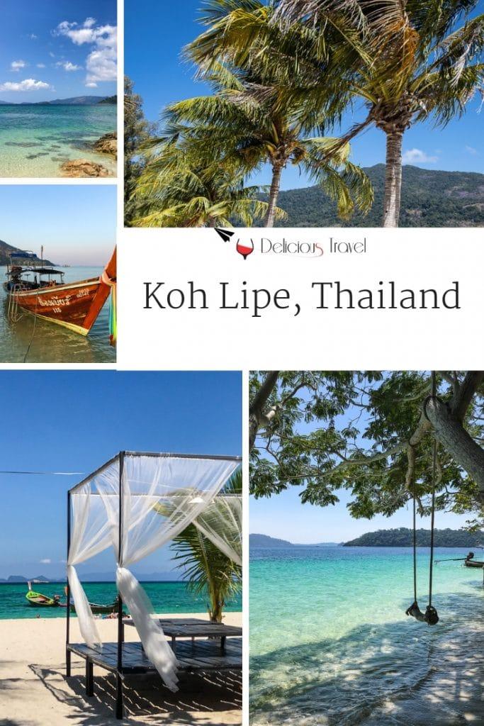 Koh Lipe ist Thailands südlichste Insel