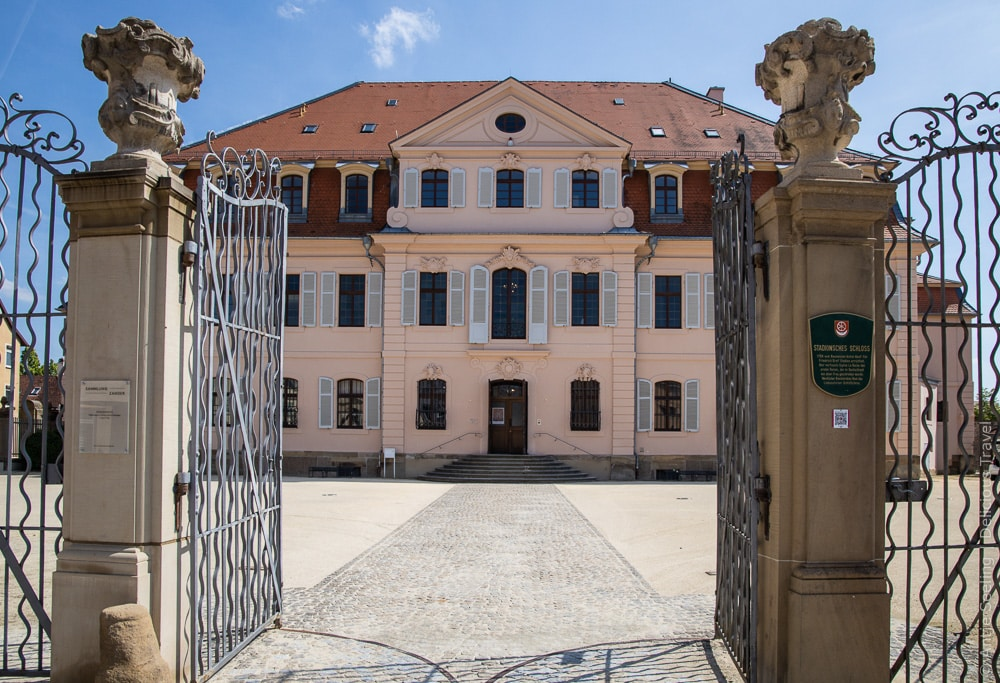 Stadionisches Schloss in Bönnigheim