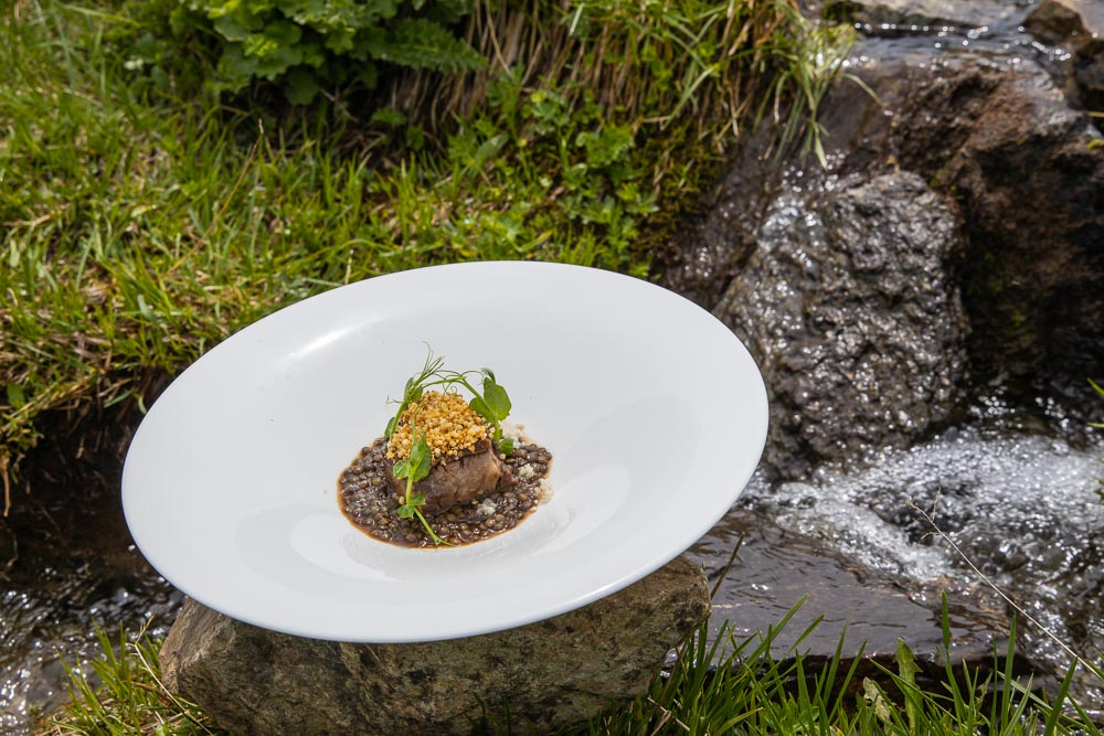 Kulinarischer Jakobsweg: Sterneköche in den Bergen