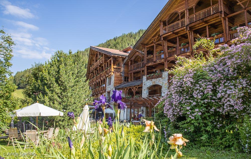 Südtirol: Auszeit im Naturhotel Lüsnerhof