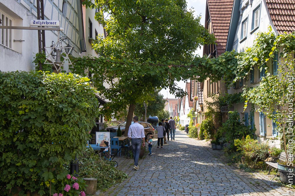 Holdergasse in Marbach am Neckar