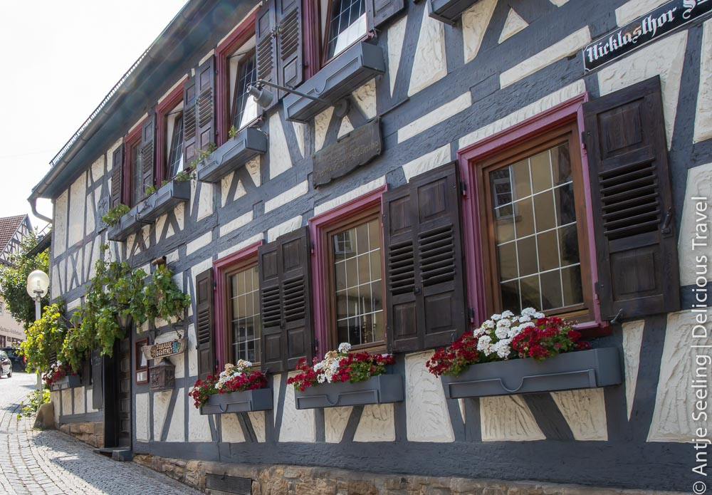 Gasthof in Marbach am Neckar