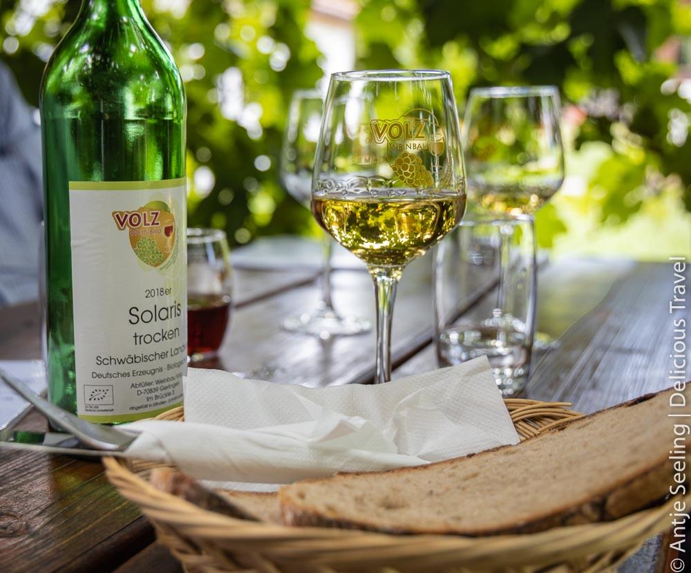 Die etwas anderen Weinlokale: Besenwirtschaften