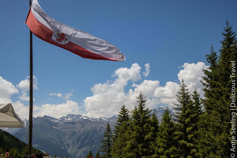 Südtiroler Fahne