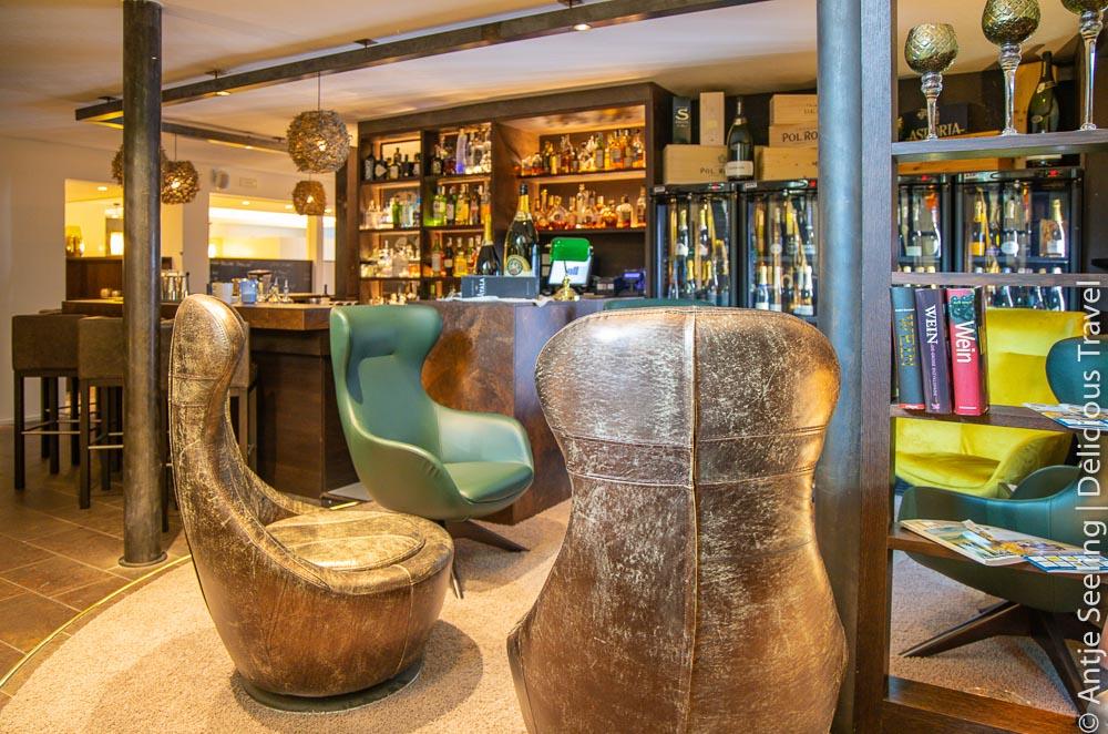 Bar im Hotel Weinmesser