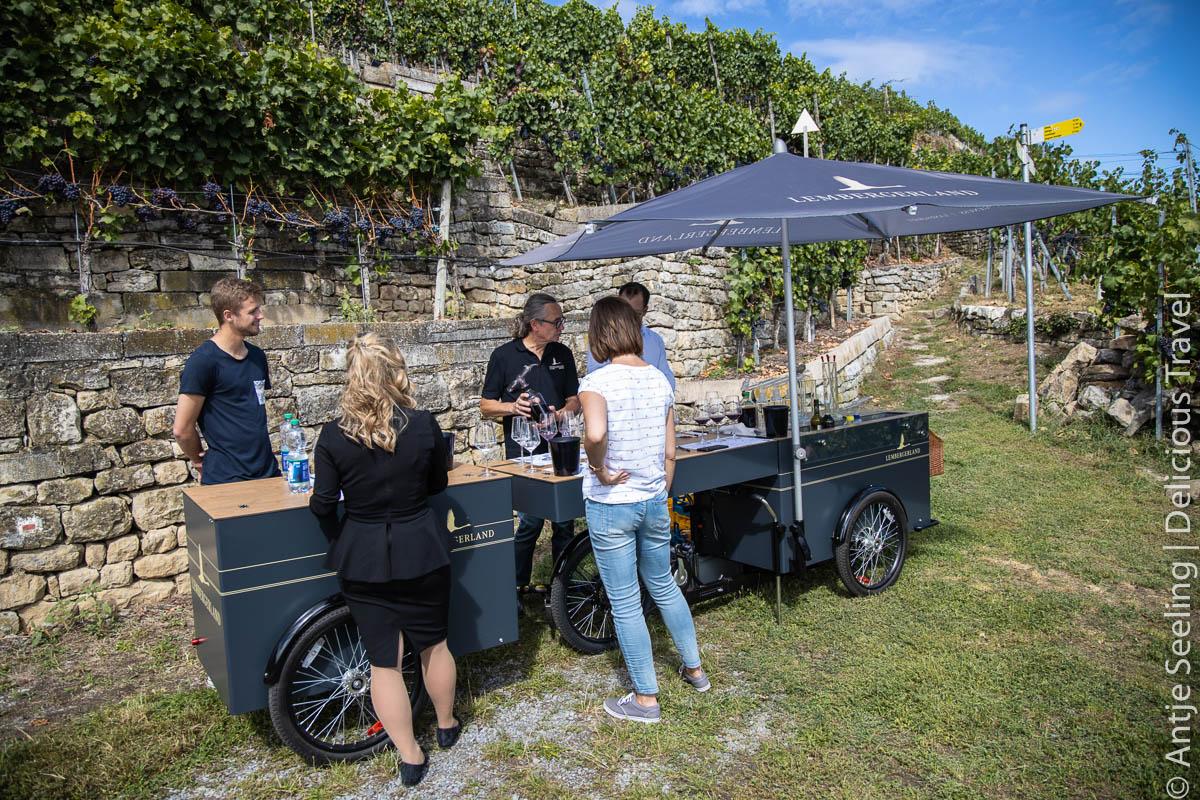 Weinbike Lembergerland