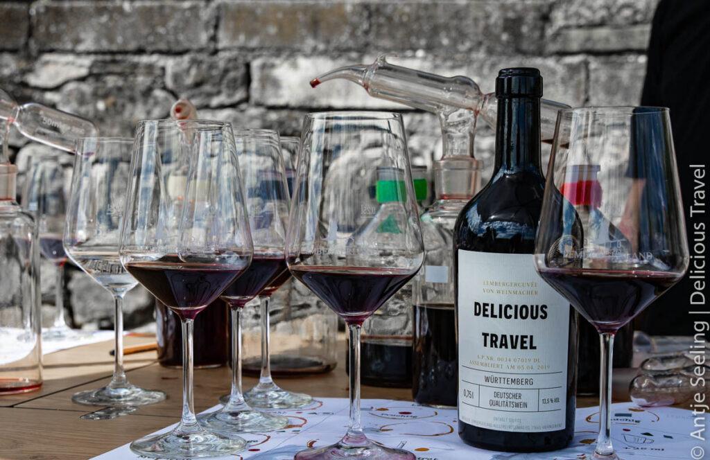 (M)ein Tag als Weinmacher in Vaihingen an der Enz