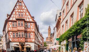 Mainz Augustinerstraße