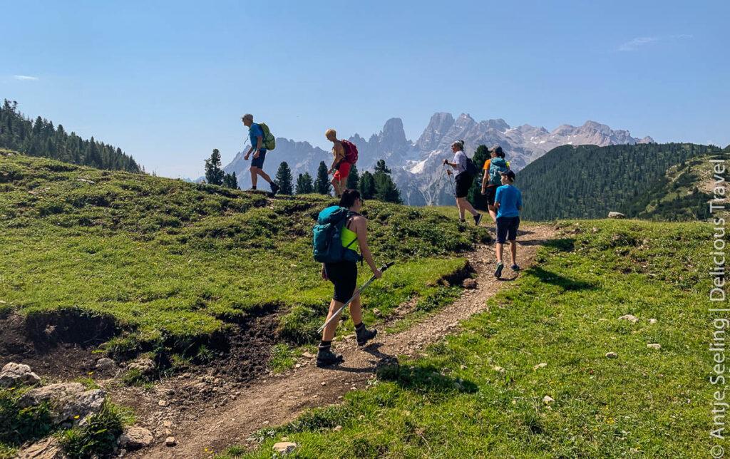 Kräuterwanderung im Karwendel