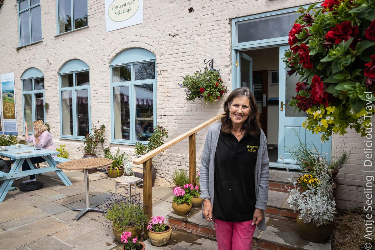 Honeystreet Mill Café