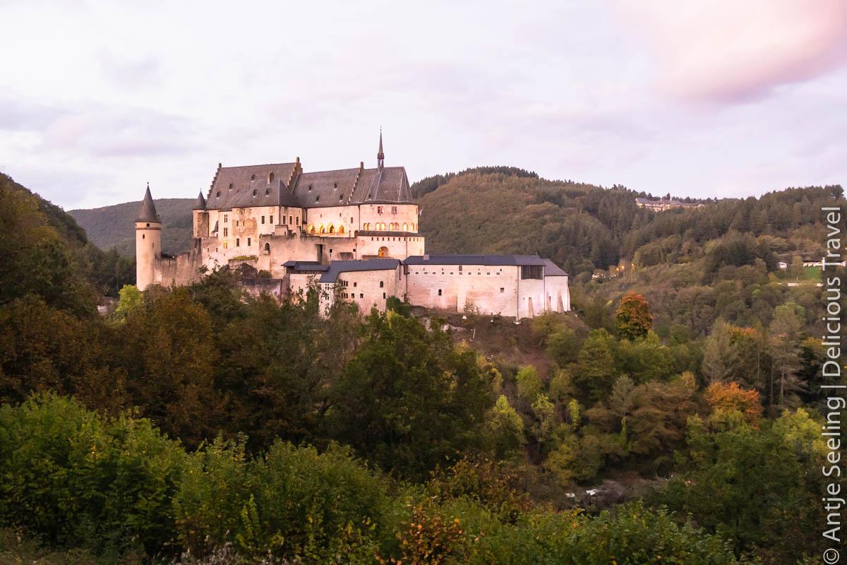 Burgen Vianden
