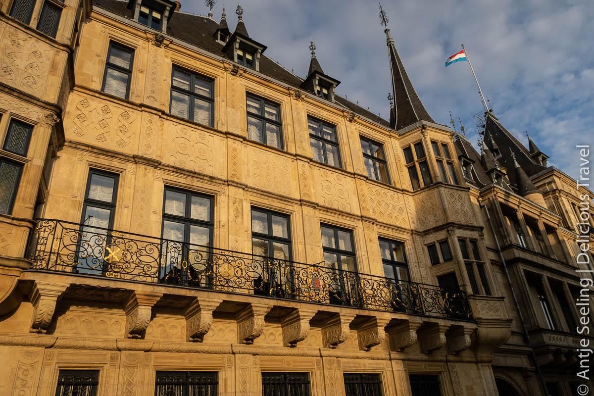 Luxemburg Altstadt