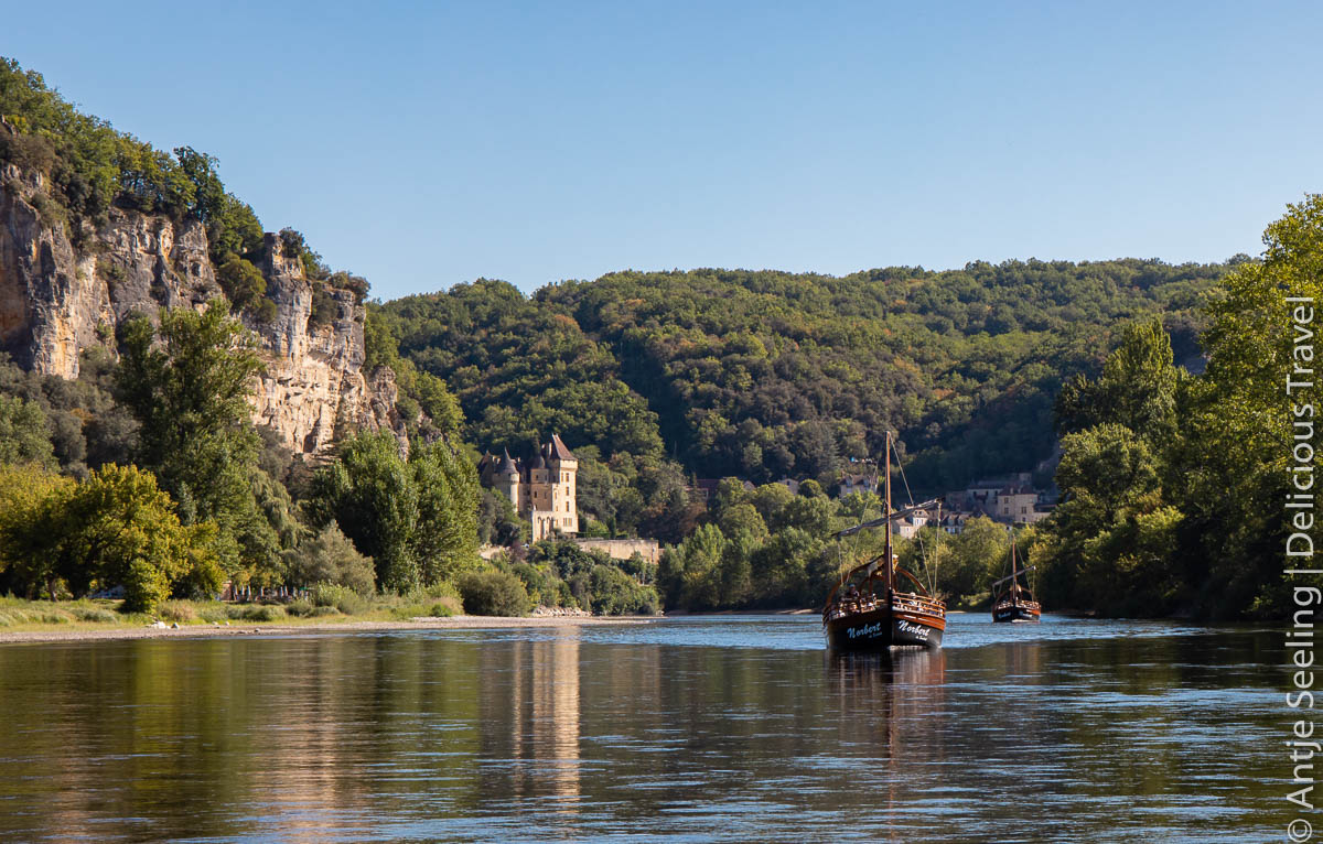 Dordogne-Bootstour