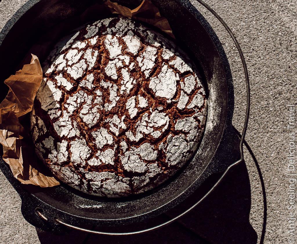 Sauerteig-Brot backen Rezept