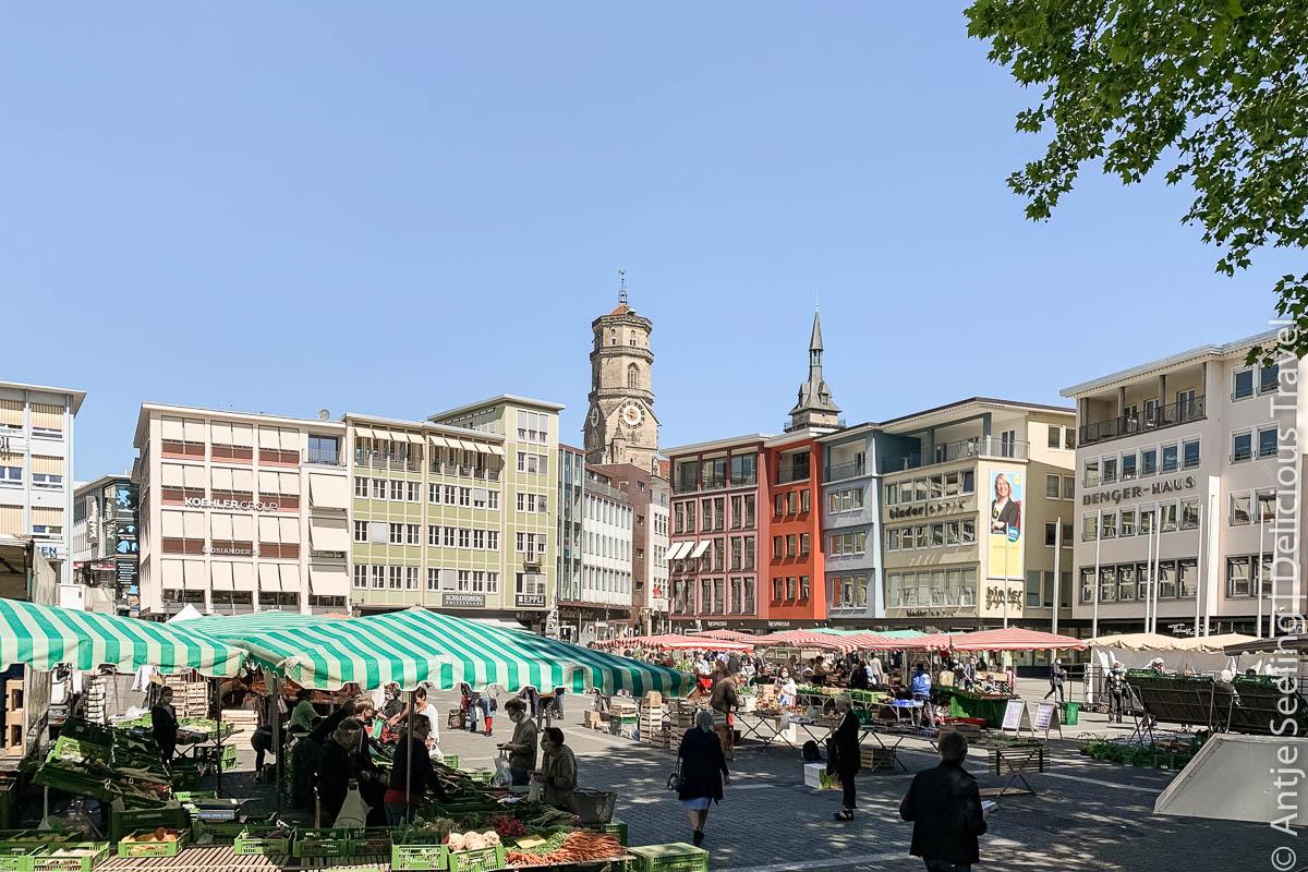 Stuttgart Marktplatz