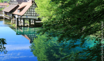 Ausflugsziele Baden Württemberg: Blautopf