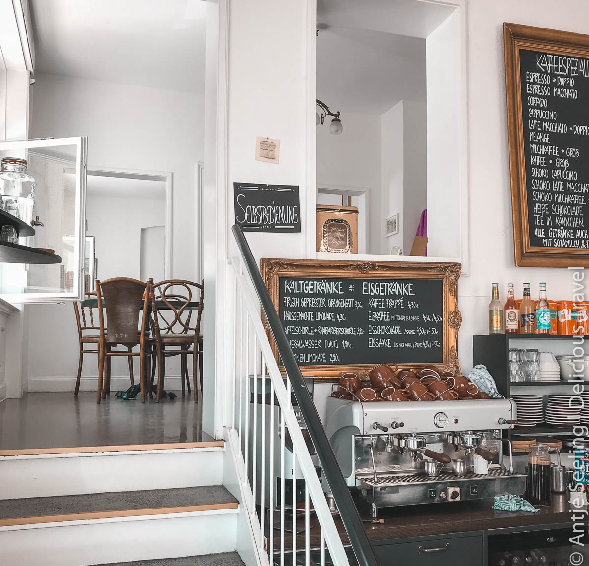 Tarte und Törtchen Café Stuttgart