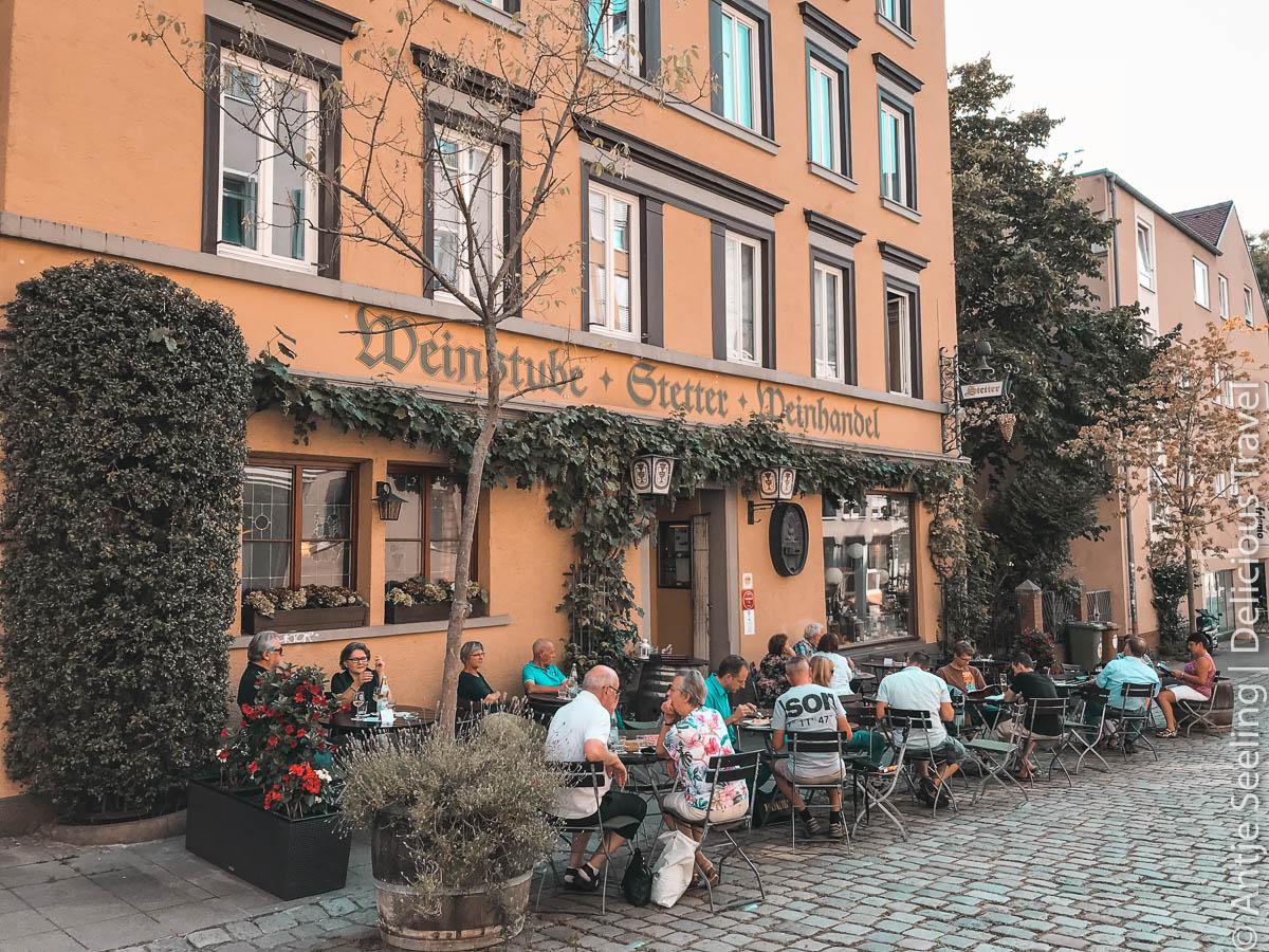 Weinhaus Stetter Bohnenviertel Stuttgart