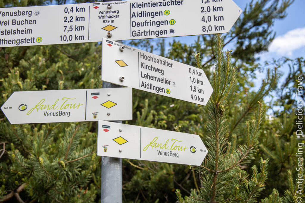 Heckengäu Venusberg Wanderung