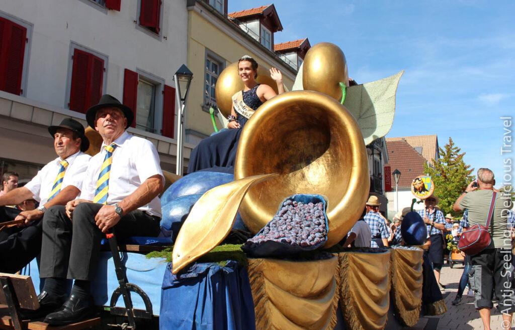 Zwetschgenfest Bühl