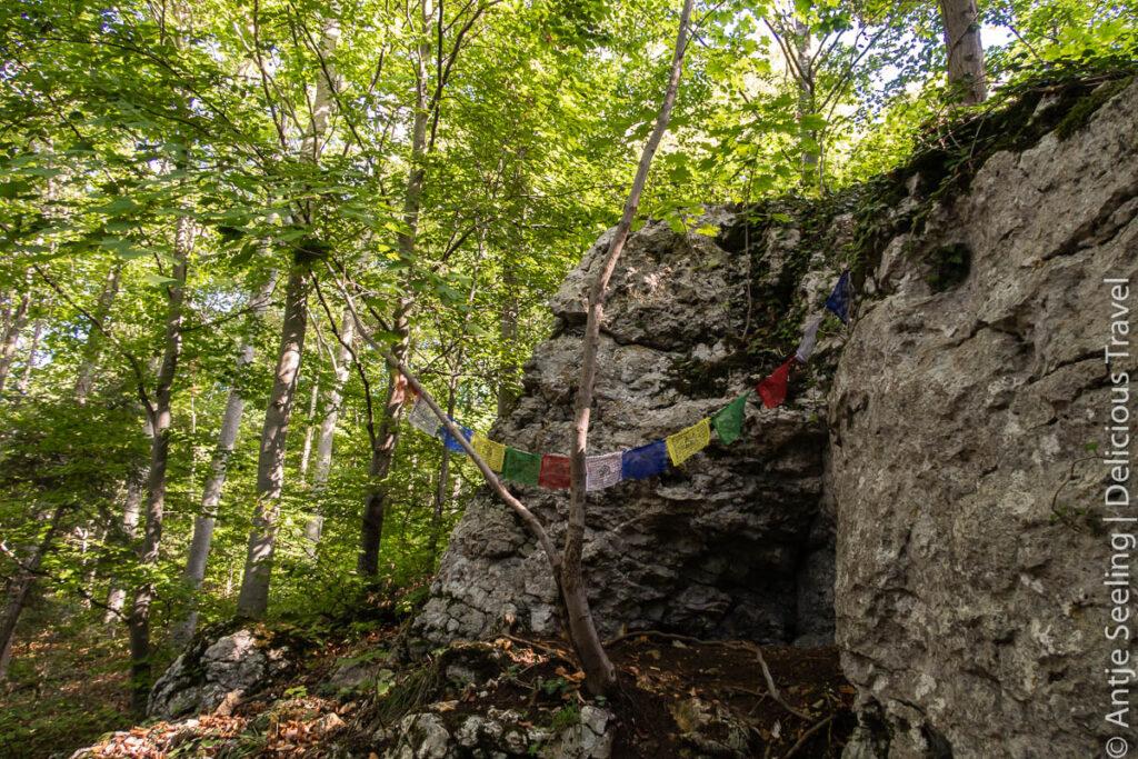 Traufgang Schlossfelsenpfad