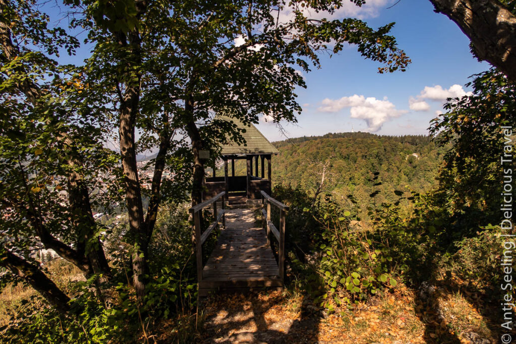 Traufgänge der Zollernalb: Immer an der Kante entlang