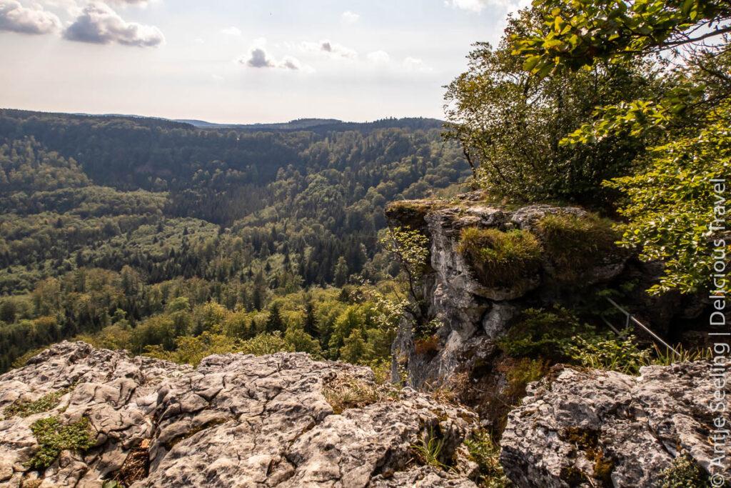 Traufgang Zollernburgpanorama