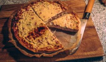 Speckkuchen Quiche Lorraine Rezept