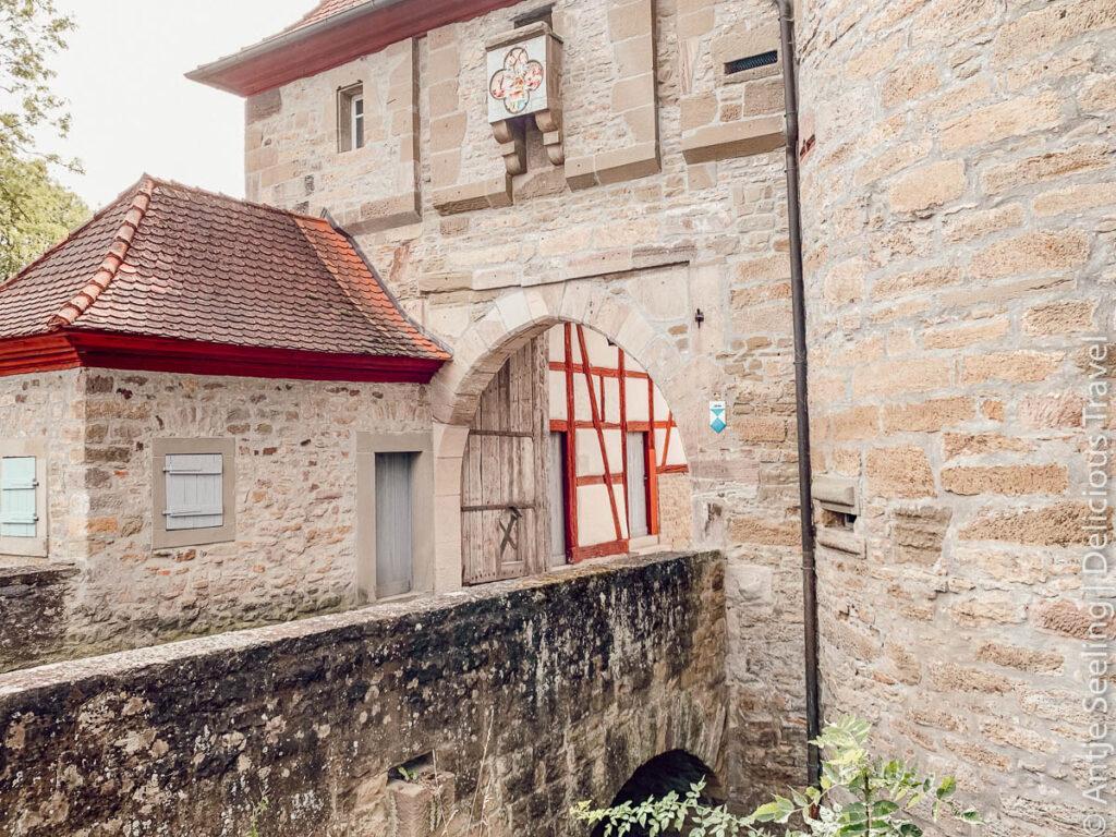 Rödelseer Tor außen