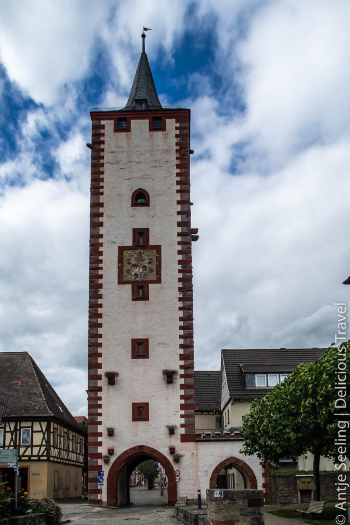 Karlstadt am Main, oberes Tor
