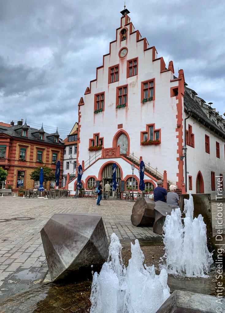 Sehenswürdigkeiten Karlstadt am Main, Rathus